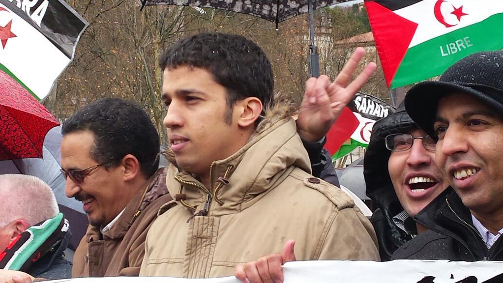 La AN reconoce como refugiado político al activista saharaui Hassanna Aalia