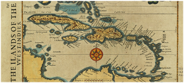 Casa de América presenta la colección Historia de las Antillas