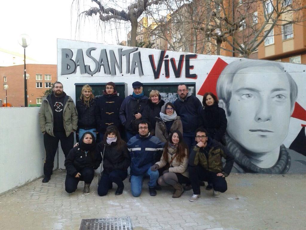 San José recuerda a Vicente Basanta en el 38 aniversario de su asesinato