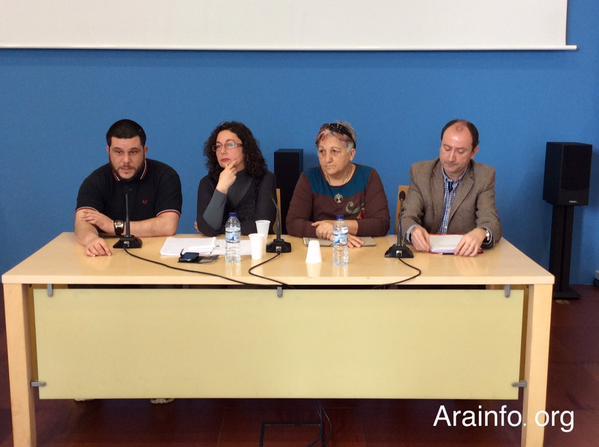 Finalmente 'Cambiar Aragón' no participará en las próximas elecciones a Cortes de Aragón