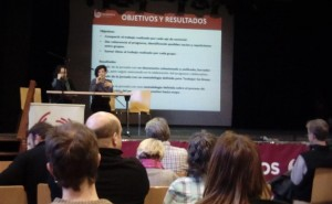 Imagen del encuentro celebrado este domingo. Foto: @Laura_vamos