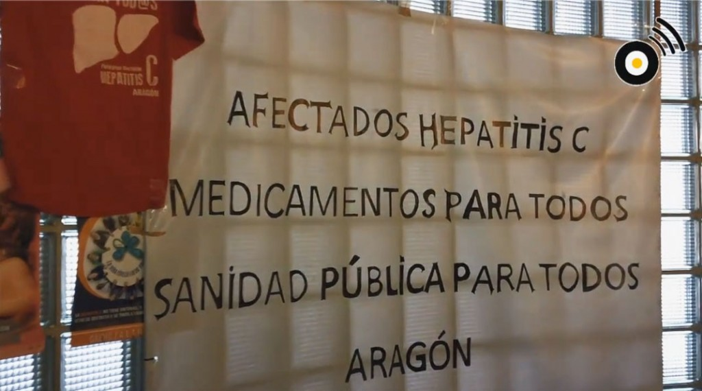 Concluye el encierro de las afectadas por Hepatitis C en el Clínico pero continúan las movilizaciones