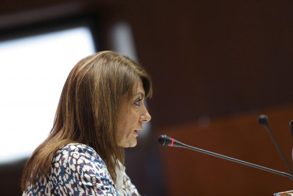 CHA reclama la dimisión de Pilar Argente, directora del Instituto Aragonés de la Mujer
