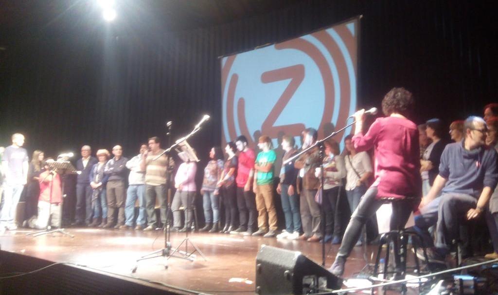 Ganemos Zaragoza debate su cambio de nombre y los avances del programa electoral colaborativo