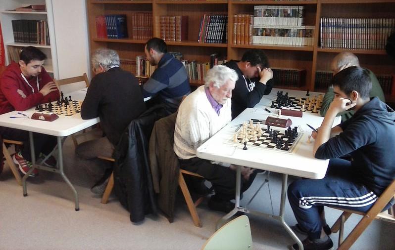 El Baix Segre de Mequinensa subcampeón de la preferente de ajedrez