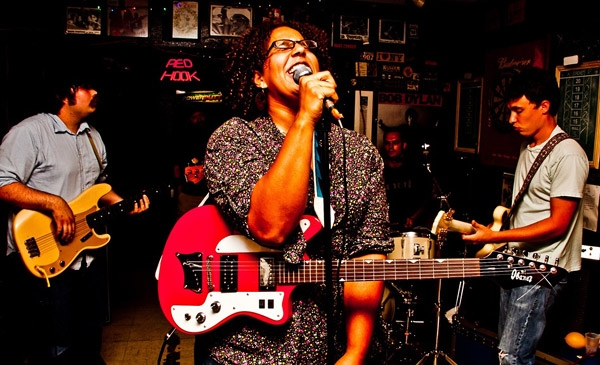 Nuevas dosis de rock and roll y soul en el segundo disco de Alabama Shakes