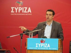 Alexis Tsipras en una imagen de archivo. Foto: Joanna (CC BY 2.0)