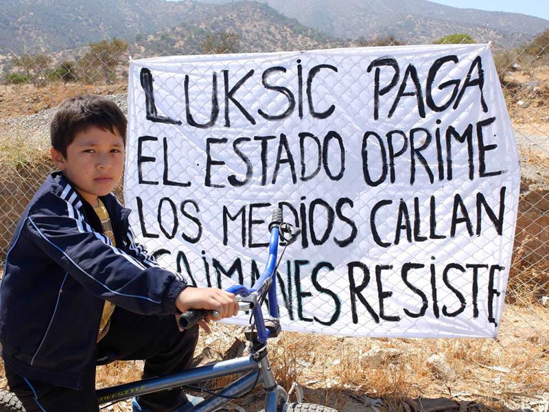 Caimanes, el pueblo al que Luksic dejó sin agua