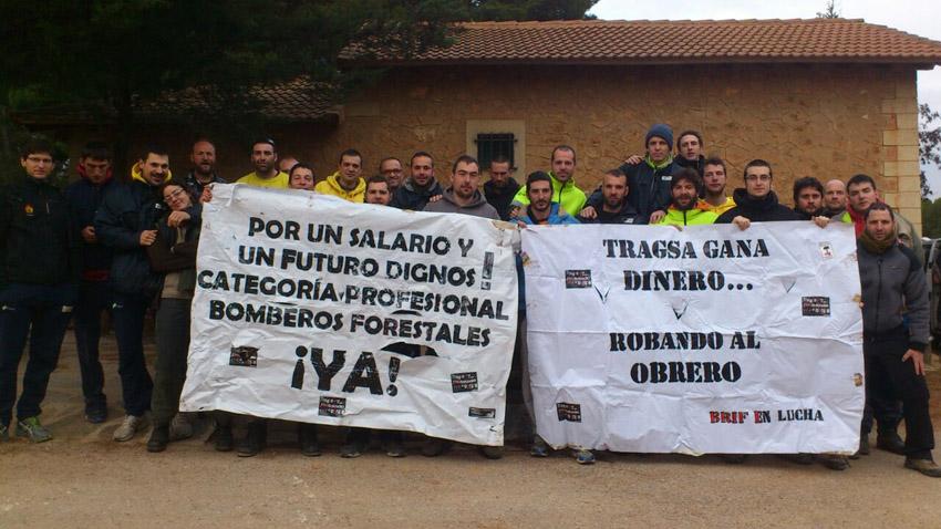 Pleno de CGT en las elecciones sindicales de la BRIF Daroca