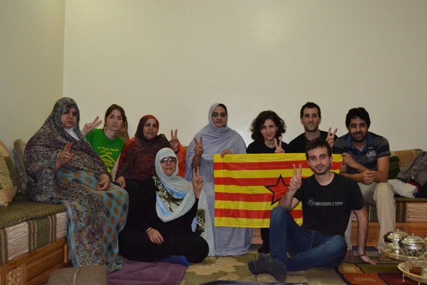 Brigada Aragón-Sahara: «Un futuro robado»