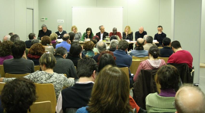 Los partidos políticos se comprometen a la firma de un Pacto aragonés contra la Pobreza en la próxima legislatura