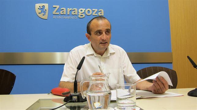 IU Zaragoza apoya la gestión de la concejala Arantza Gracia