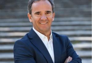 Raúl Burillo, candidato de Zaragoza en Común.