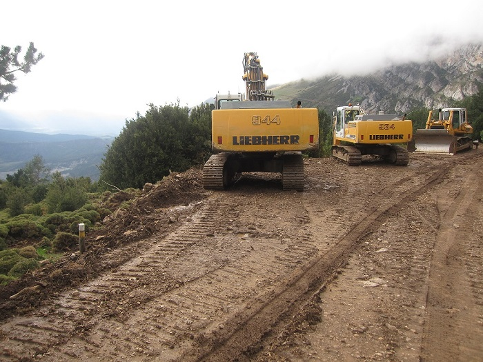 Denuncian daños irreversibles en espacios de la Red Natura 2000 en Aragón