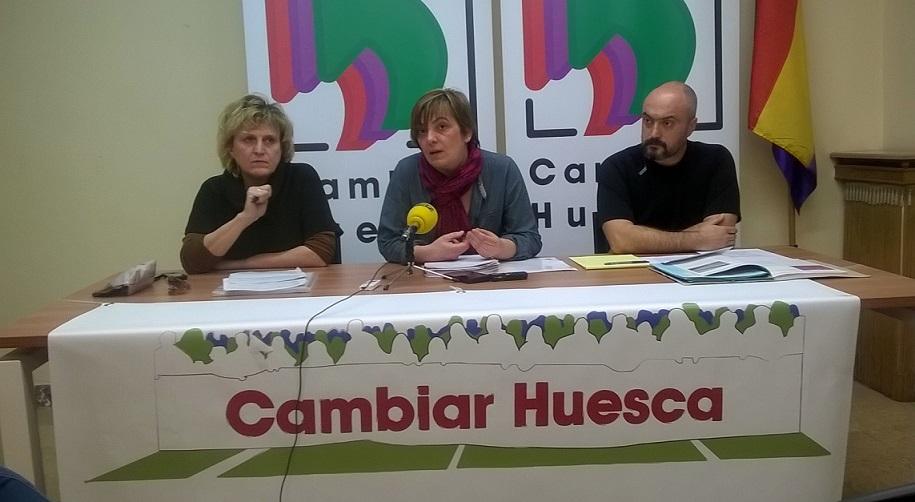 Cambiar Huesca defiende una educación pública, diversa y libre