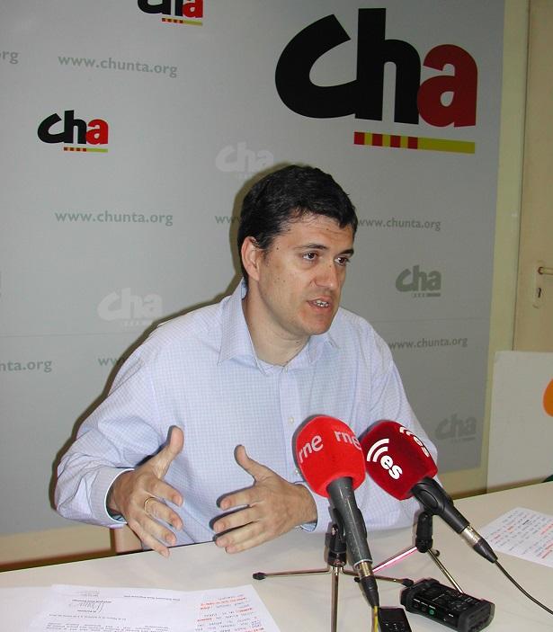 Las Cortes de Aragón debatirán propuestas de CHA sobre desarrollo rural y agroindustria para combatir la despoblación
