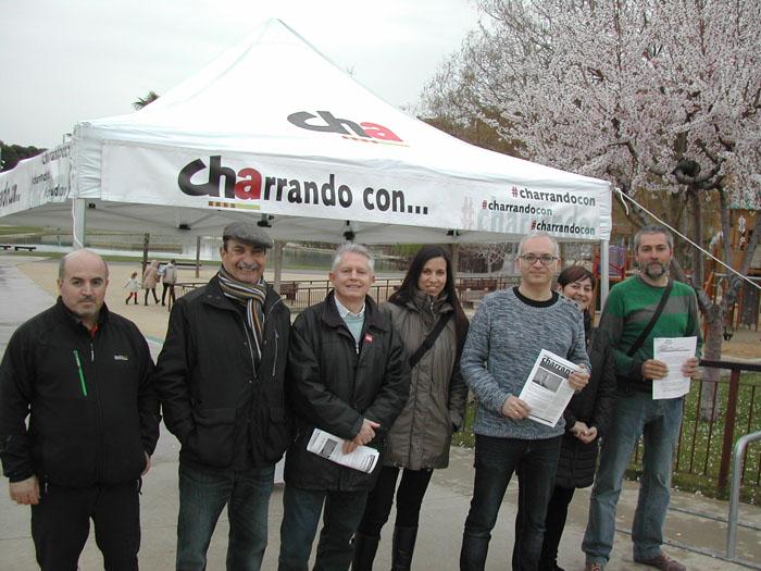 CHA presenta el Códígo Ético de sus candidatos y candidatas