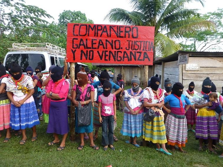 Colectivos europeos denuncian el hostigamiento del ejército mexicano a la población de Chiapas
