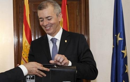"""CHA alerta que el gobierno PP-PAR tiene """"facturas en los cajones"""" por importe de 469 millones de euros"""