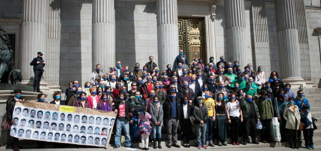 La mayoría del Congreso español apoya derogar la Ley de Seguridad Ciudadana, más conocida como 'Ley Mordaza'