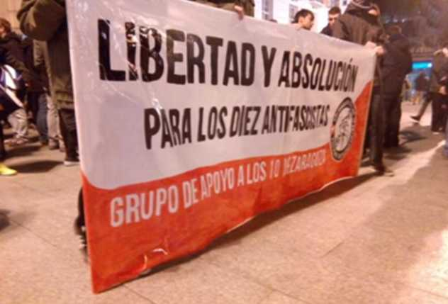 Asociaciones y ciudadanos exigen la puesta en libertad de Ricardo y Juan Diego