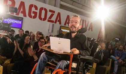 """Echenique: """"Podemos ha de acudir a las elecciones generales con su propio nombre"""""""