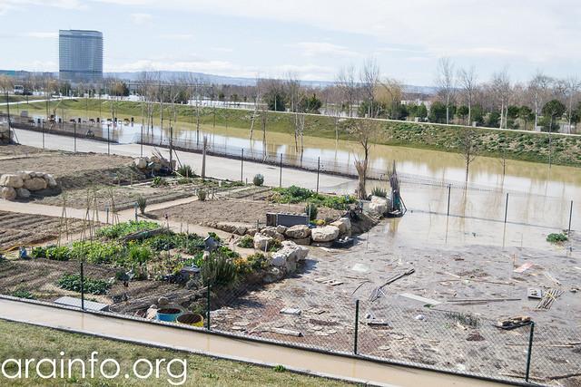 FNCA elabora un manifiesto por «unas medidas sostenibles y eficaces frente al riesgo de inundaciones»