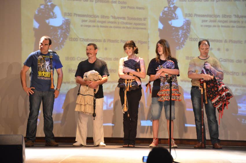 Se abre el plazo de presentación al II Concurso de relatos sobre la Gaita de boto aragonesa