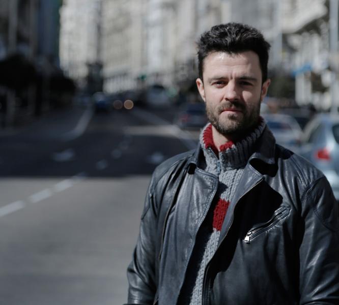 """Aitor Merino: """"La mayoría de exhibidores se han negado a mostrar Asier ETA Biok"""""""