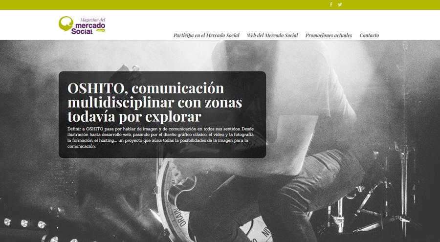 El Magazine del Mercado Social de Aragón echa a andar