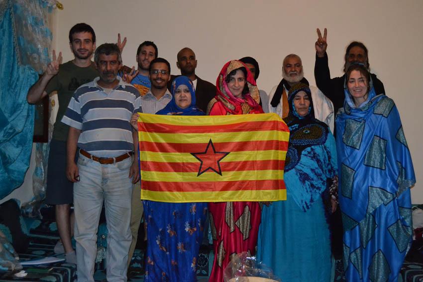 """Brigada Aragón-Sahara: """"Aprender del pasado para construir futuro"""""""