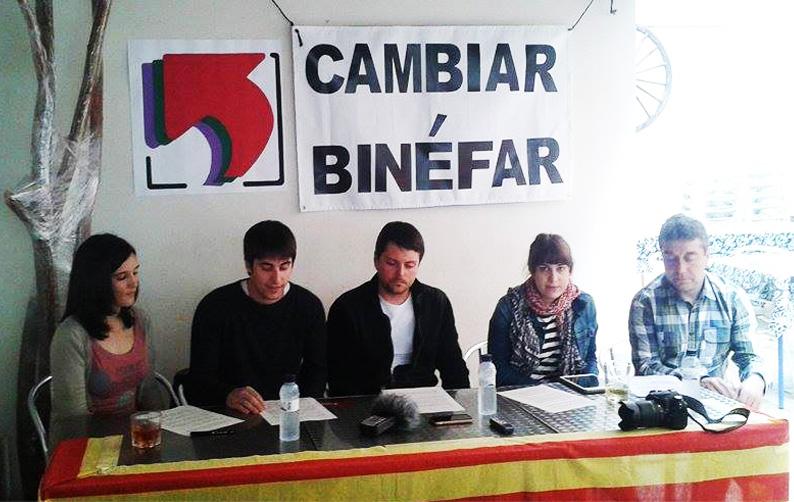 Las Cortes reclaman al Gobierno de Aragón la licitación del nuevo colegio de Binéfar antes de final de año