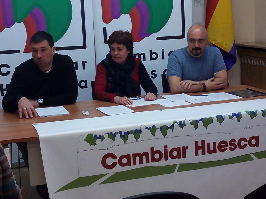 Cambiar Huesca propone políticas activas con y para la juventud