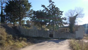 Cementerio de Fuencalderas. Foto: Asociación Charata