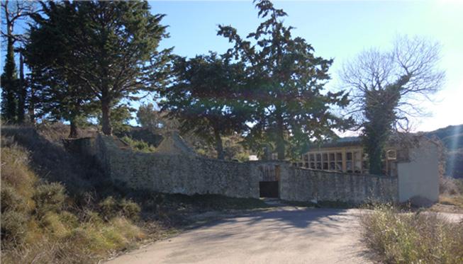 Una fosa común en Fuencalderas
