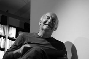 Eduardo Galeano. Foto: Mariela De Marchi Moyano