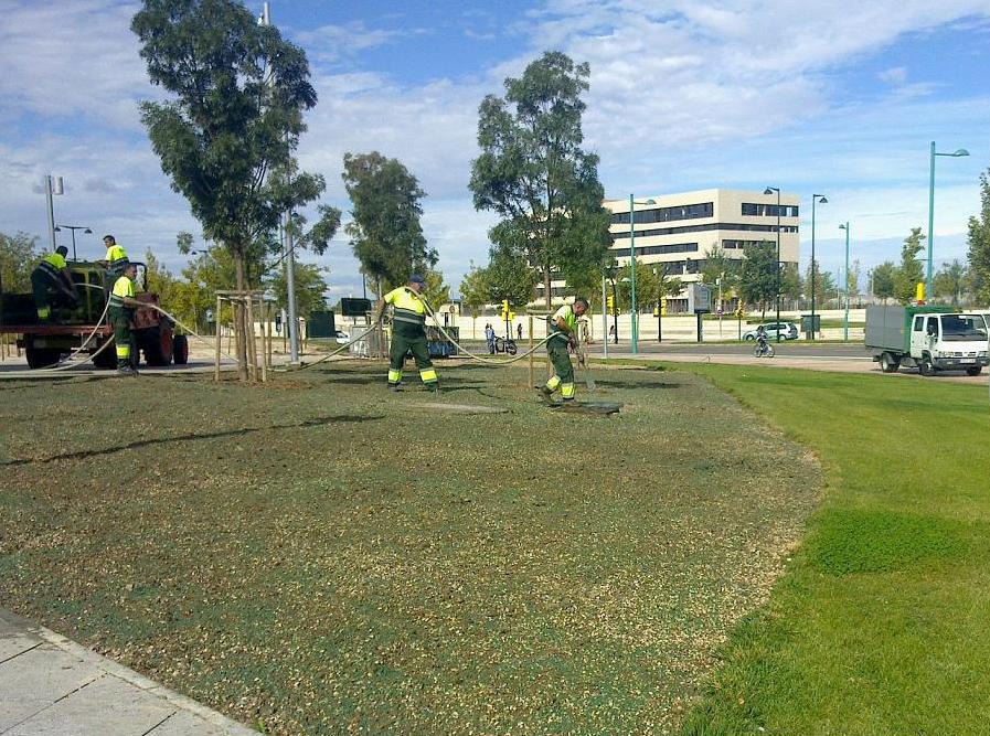 Umbela contin a negando el aumento salarial a sus for Convenio jardineria 2016