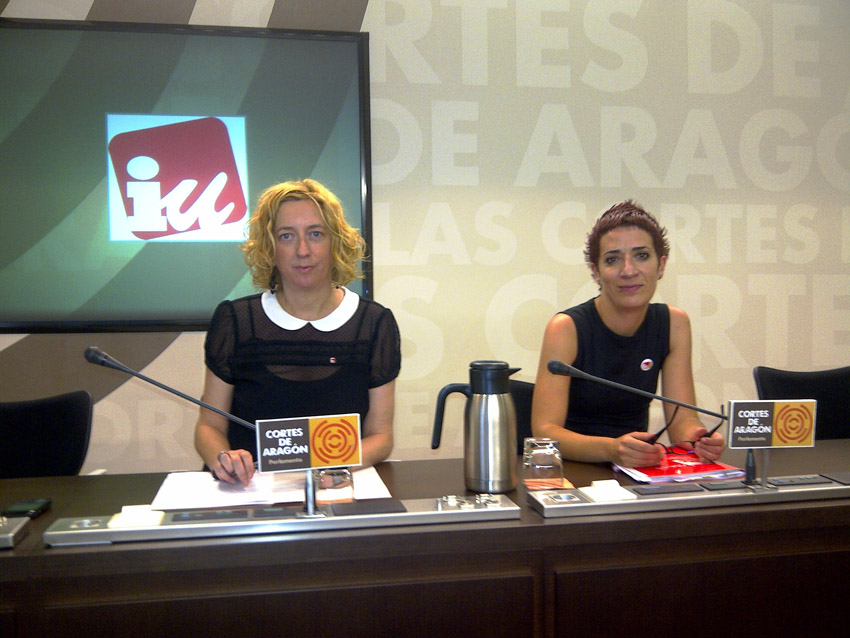IU Aragón respalda las reivindicaciones de la plantilla del centro de Menores de Juslibol