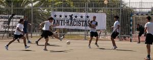 El Mundialito se celebrará el sábado 16 de mayo en el CDM La Granja. Foto: Diego Díaz (AraInfo)