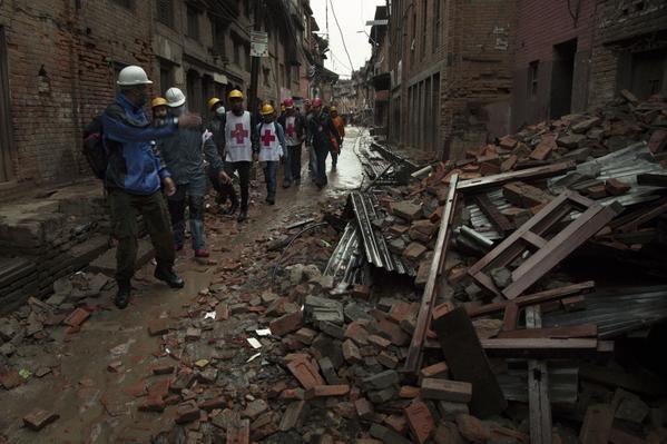 ONGD aragonesas enviarán ayuda a Nepal