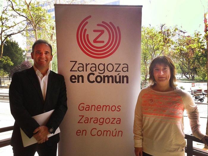 Zaragoza en Común defiende medidas de control ciudadano del gasto público y transparencia