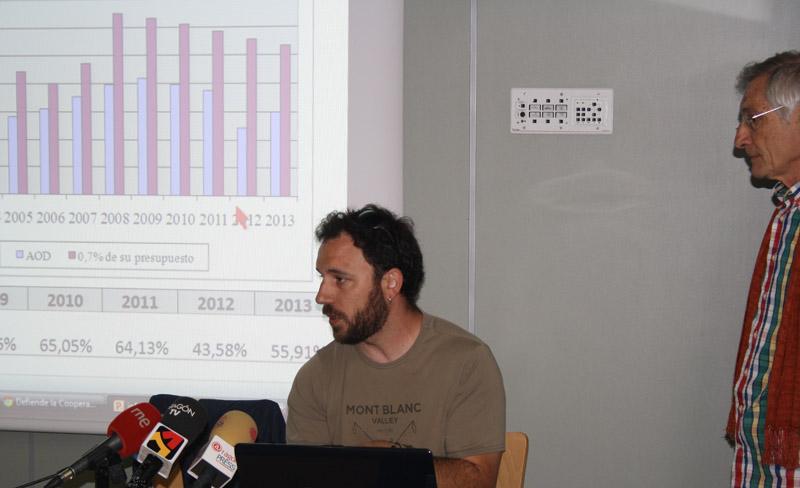Las ONGD presentan propuestas para reforzar la solidaridad y el compromiso de las instituciones aragonesas