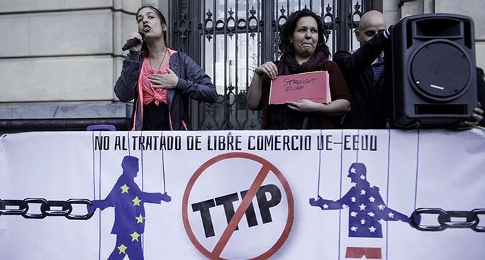 La Plataforma NO al TTIP Aragón retoma las movilizaciones
