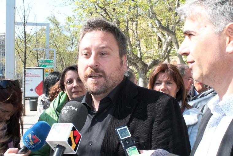 """CHA """"replanteará"""" sus pactos con PSOE si este facilita un gobierno del PP"""