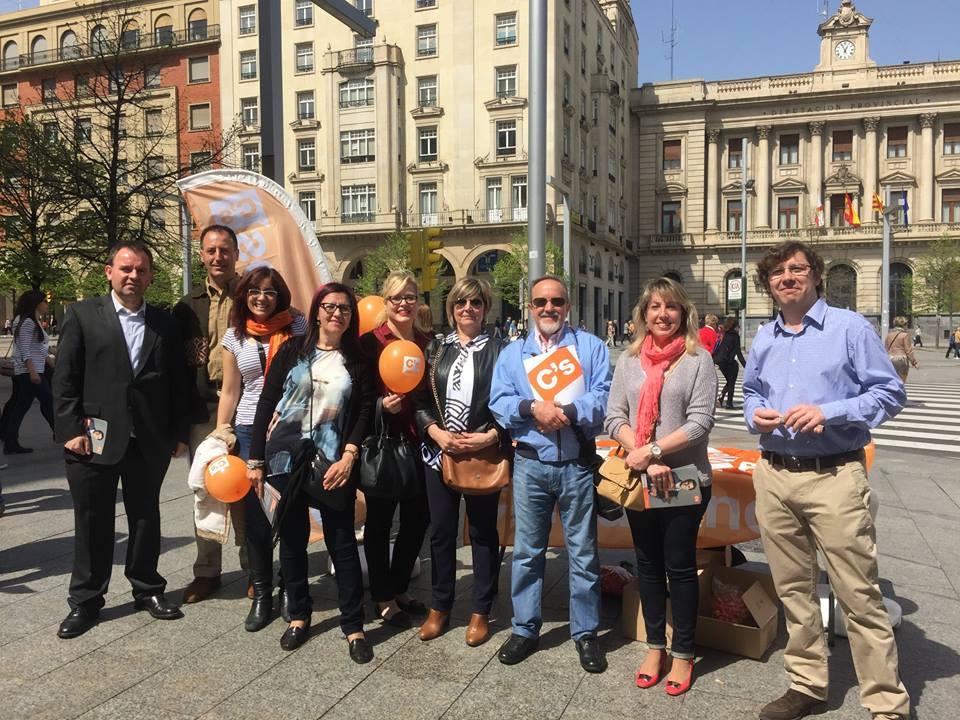 Ciudadanos Aragón: listas con nocturnidad y alevosía