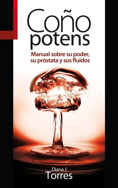 Diana J. Torres presenta en La Pantera Rossa su libro 'Coño Potens'