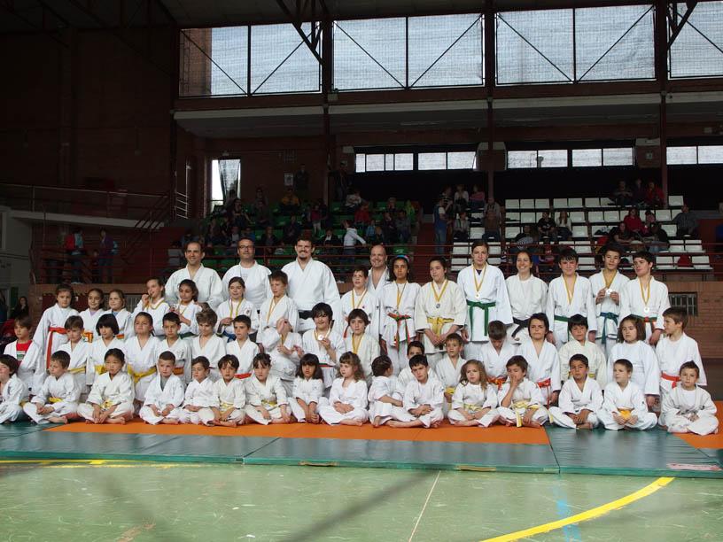 Mequinensa acoge la celebración del VI Torneo Aragonés de Judo Myknas-sa al Zaytun