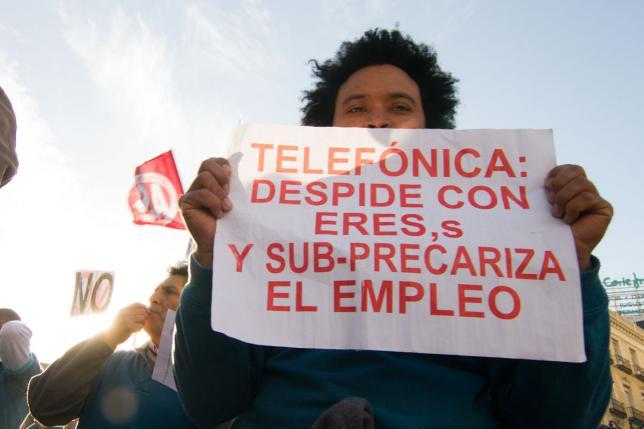 Movistar deberá indemnizar a los usuarios por los problemas en el servicio ocasionados por la huelga de sus trabajadores