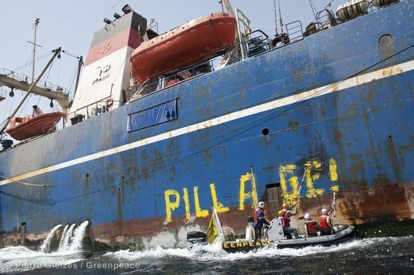 Primeras consecuencias de la mala gestión y la falta de previsión tras el hundimiento del pesquero ruso