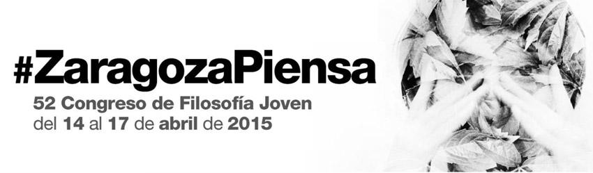 #ZaragozaPiensa: «Yo pienso, tú piensas, ella piensa, nosotras pensamos»